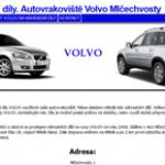 Náhradní díly Volvo