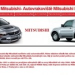 Mitsubishi díly