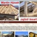 Tesařství Martin Hýsek