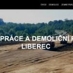 Zemní a demoliční práce Liberec