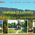 chalupa Kozákov