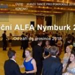 taneční ALFA Nymburk
